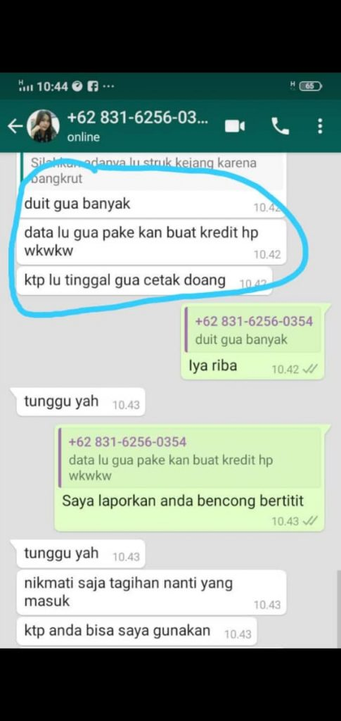Tips Tidak Diteror Debt Collector Pinjol Secret Financial